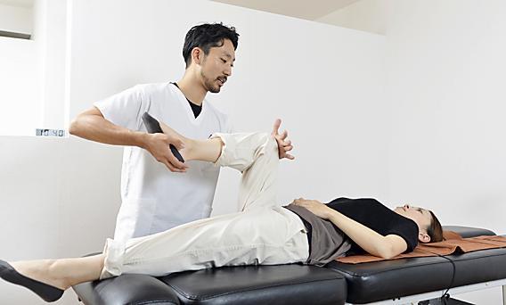 ひざ痛について