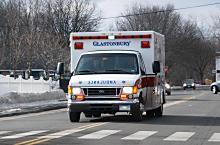 交通事故救急車