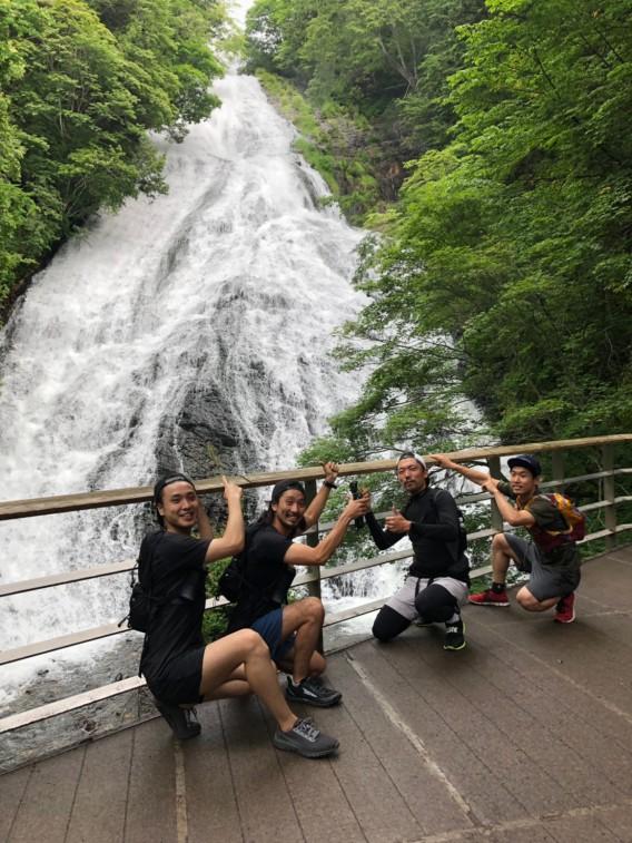 奥日光 湯ノ湖  トレイルランニング 温泉寺
